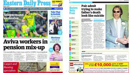 Eastern Daily Press – April 30, 2019