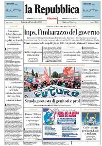 la Repubblica - 27 Settembre 2020