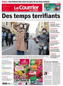 Le Courrier de l'Ouest Angers – 30 octobre 2020