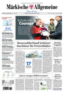 Märkische Allgemeine Dosse Kurier - 07. November 2018