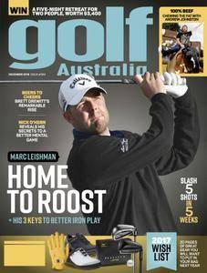 Golf Australia - December 2016