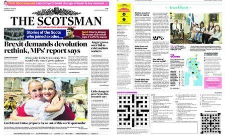 The Scotsman – July 31, 2018