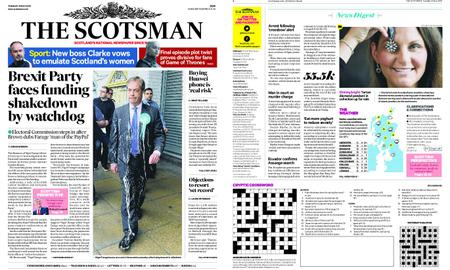The Scotsman – May 21, 2019