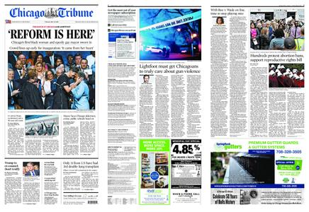Chicago Tribune – May 21, 2019
