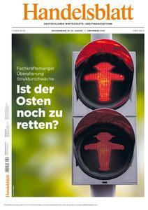 Handelsblatt - 30. August 2019
