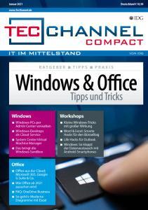 TecChannel Compact - Januar 2021