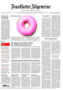 Frankfurter Allgemeine Zeitung F.A.Z. - 07. August 2019