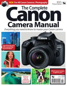 The Complete Canon Camera Manual – November 2019
