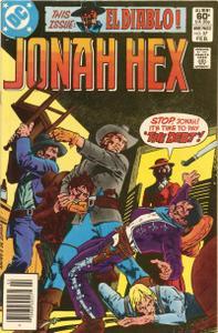 Jonah Hex 57 c2c DC Comics (1982 Feb)