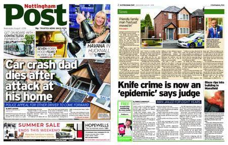 Nottingham Post – August 01, 2018
