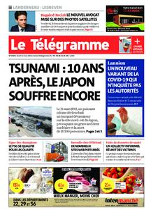 Le Télégramme Landerneau - Lesneven – 11 mars 2021
