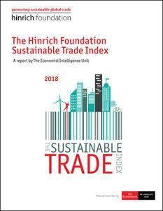 The Economist (Intelligence Unit) - The Sustainable Trade Index (2018)