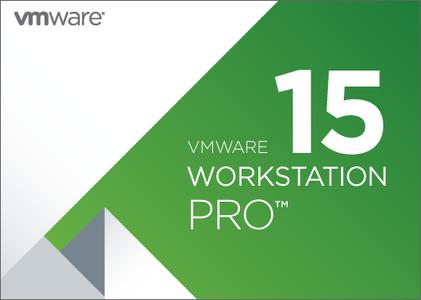 VMware Workstation Pro 15.0.0 Build 10134415