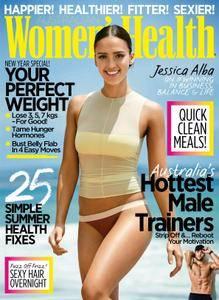 Women's Health Australia - January 2017