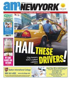 AM New York - October 18, 2018