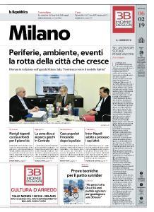 la Repubblica Milano - 6 Febbraio 2019