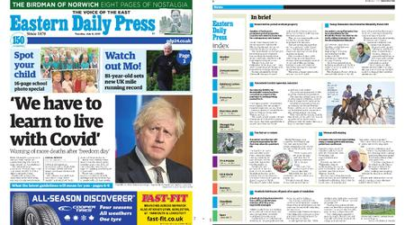 Eastern Daily Press – July 06, 2021