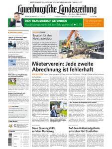 Lauenburgische Landeszeitung - 30. August 2017