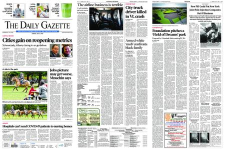 The Daily Gazette – May 11, 2020