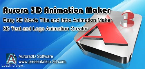 Aurora 3D Animation Maker 16.01.07 Multilingual