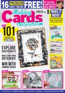 Making Cards & Papercraft - October 2018