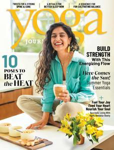 Yoga Journal USA - July 2021