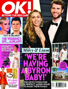 OK! Magazine Australia - April 01, 2019