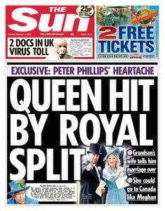 The Sun UK - 11 February 2020