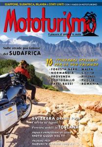 Mototurismo N.255 - Maggio-Giugno 2019