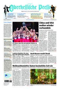 Oberhessische Presse Hinterland - 03. Dezember 2018