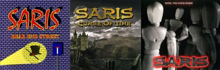 Saris - The Albums Collection (1993-2014)