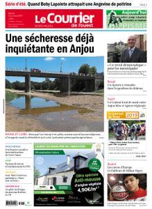 Le Courrier de l'Ouest Nord Anjou – 16 juillet 2019