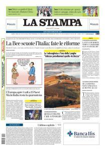 La Stampa Torino Provincia e Canavese - 1 Luglio 2020