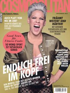 Cosmopolitan Germany – September 2021