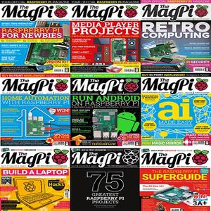 The Magpi - Full Year 2018 Collection