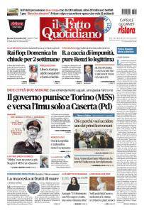 Il Fatto Quotidiano - 22 Novembre 2017