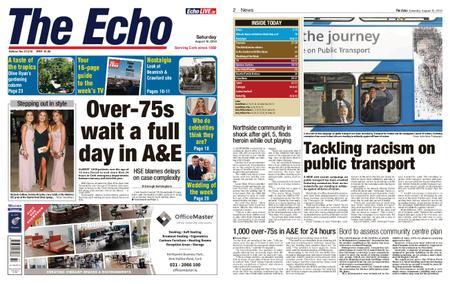Evening Echo – August 10, 2019