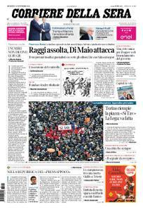 Corriere della Sera – 11 novembre 2018