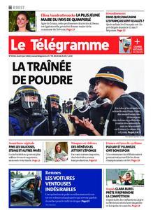 Le Télégramme Brest Abers Iroise – 04 juin 2020