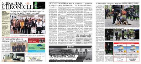 Gibraltar Chronicle – 18 January 2019