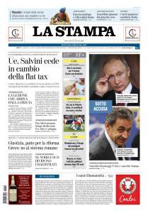 La Stampa Torino Provincia e Canavese - 20 Giugno 2019