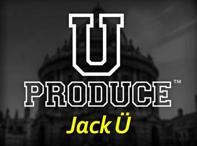 Groove3: U Produce - Jack Ü (2017)