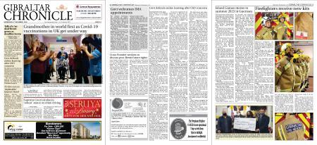 Gibraltar Chronicle – 09 December 2020