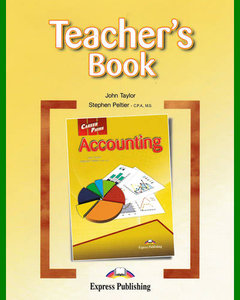 ENGLISH COURSE • Career Paths English • Accounting • Student's Book and Teacher's Book (2013)