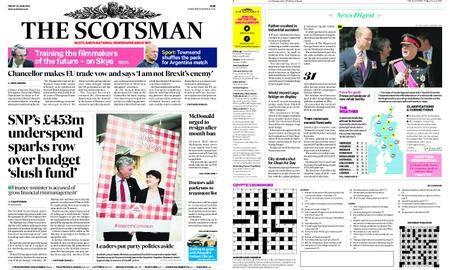 The Scotsman – June 22, 2018