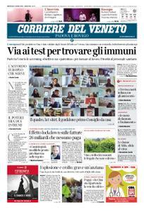 Corriere del Veneto Padova e Rovigo – 01 aprile 2020