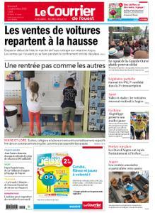 Le Courrier de l'Ouest Angers – 02 septembre 2020