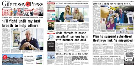 The Guernsey Press – 02 November 2019