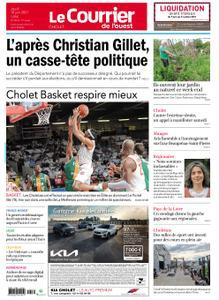 Le Courrier de l'Ouest Cholet – 10 juin 2021