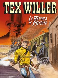 Tex Willer N.13 - La Trappola di Mefisto (Novembre 2019) (Nuova Serie)